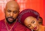 Coronavirus: Banky W and his wife, Adesua go into self isolation