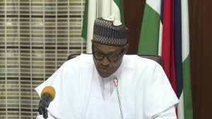 Coronavirus: President Buhari finally adresses Nigeria (video)
