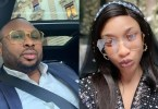 Tonto Dikeh's ex-husband, Churchill backfires her for calling him a '40 seconds man'