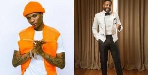 Coronavirus: Ebuka begs Wizkid to release quarantine music, he agrees