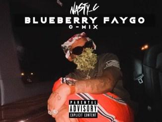 Nasty C - Blueberry Faygo (C-Mix)