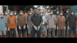 [Video] Rayvanny Ft. Magufuli - Corona