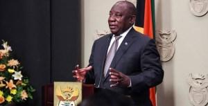 Coronavirus: South Africa goes on 21-day nationwide lockdown