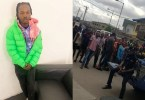 Marlians storm court to show support to Naira Marley (photos)