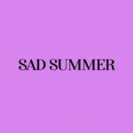 The Big Hash Ft. Malachi - Sad Summer