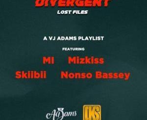 VJ Adams - Divergent EP