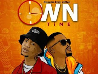 Gwamba ft Emtee - Own Time