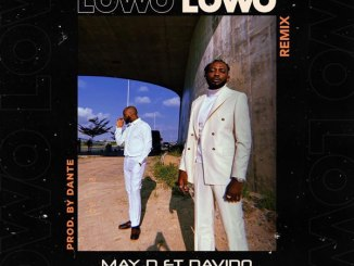 May D ft Davido Lowo Lowo Remix Mp3