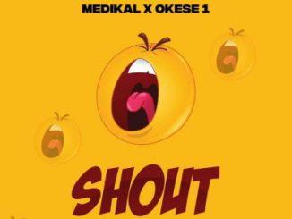 Medikal ft Okese 1 - Shout Mp3
