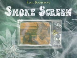 Wiz Khalifa ft Bootsyano Smoke Screen Mp3