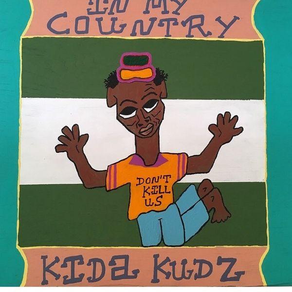 Kida Kudz In My Country Mp3