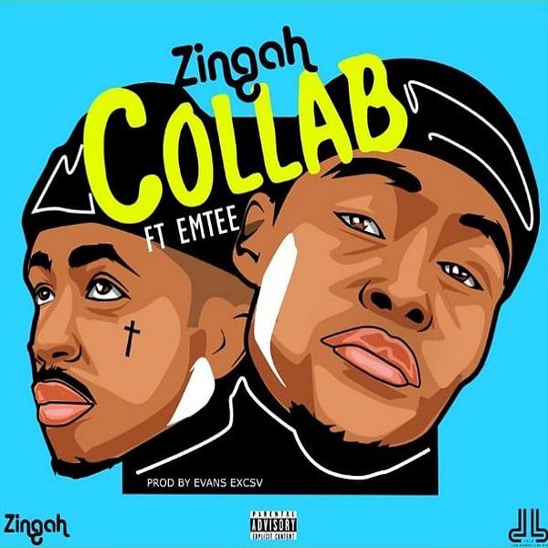 Zingah ft. Emtee Collabo Mp3