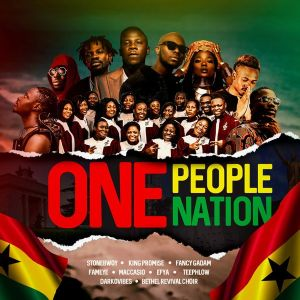 Stonebwoy - One People One Nation Mp3