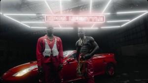 Ajebo Hustlers ft. Omah Lay - Pronto Video