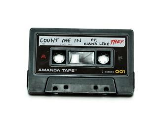 THEY. ft. Kiana Lede - Count Me In