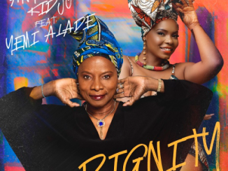 Angelique Kidjo ft Yemi Alade - dignity video