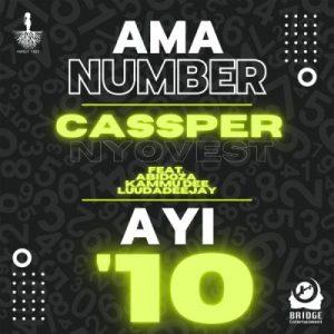Cassper Nyovest - Ama Number Ayi '10