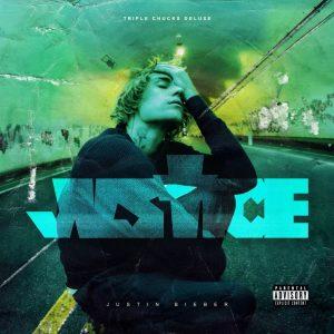 Justin Bieber - Justice Album deluxe edition