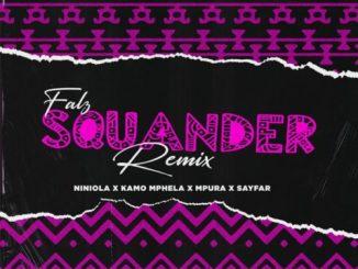 Falz - Squander Remix
