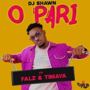 DJ Shawn ft. Falz, Timaya - O Pari