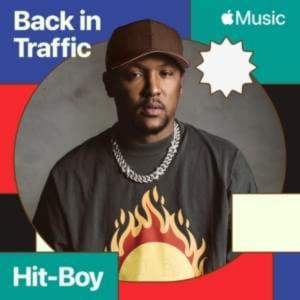 Hit-Boy - Back In Traffic