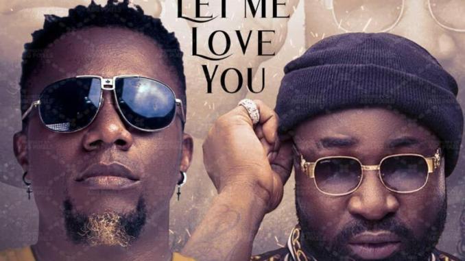 TJ Eleweukwu - Let Me Love you