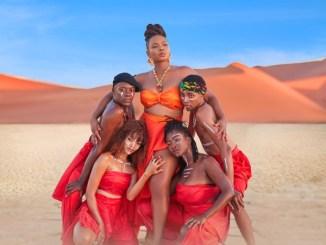 Yemi Alade - Queendomcom