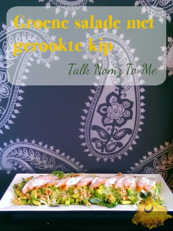 Groene_Salade_Gerookte_Kip_First