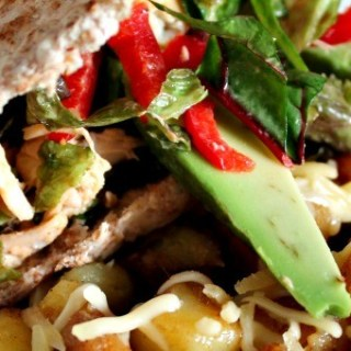 Pita kip – Eén kip, vijf maaltijden