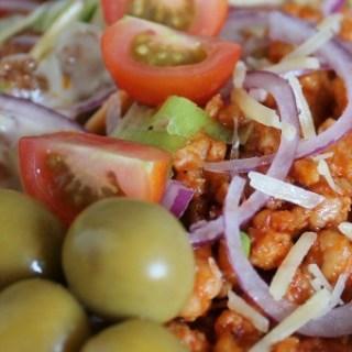 Two meat nachos – Dubbel vlees, dubbel lekker