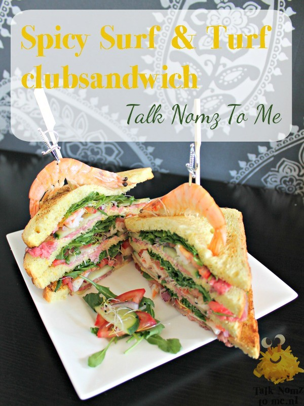 Surf & Turf Clubsandwich