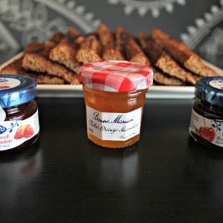 Wentelteefjes van bruin brood – Kiddielunch #13