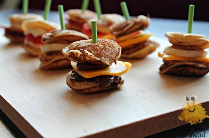 Fruit hamburgers – Kiddiesnack #4
