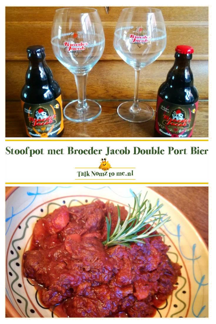 Broeder Jacob Double Port | TalkNomzToMe.nl