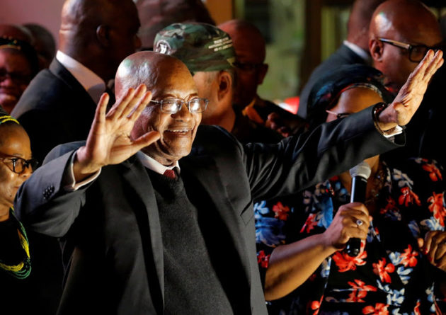 Zuma, NPA Now Agree: Dropping Corruption Charges Was 'Irrational'