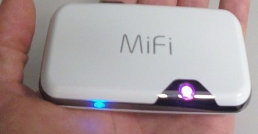 Wi-Fi Hotspot in Windows 8
