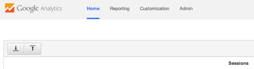 1- Admin Google Analytics