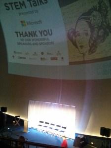 Ada Lovelace Day STEM Talk at Telus World of Science