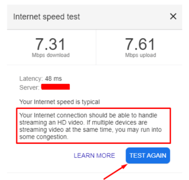 Why is my upload speed so slow