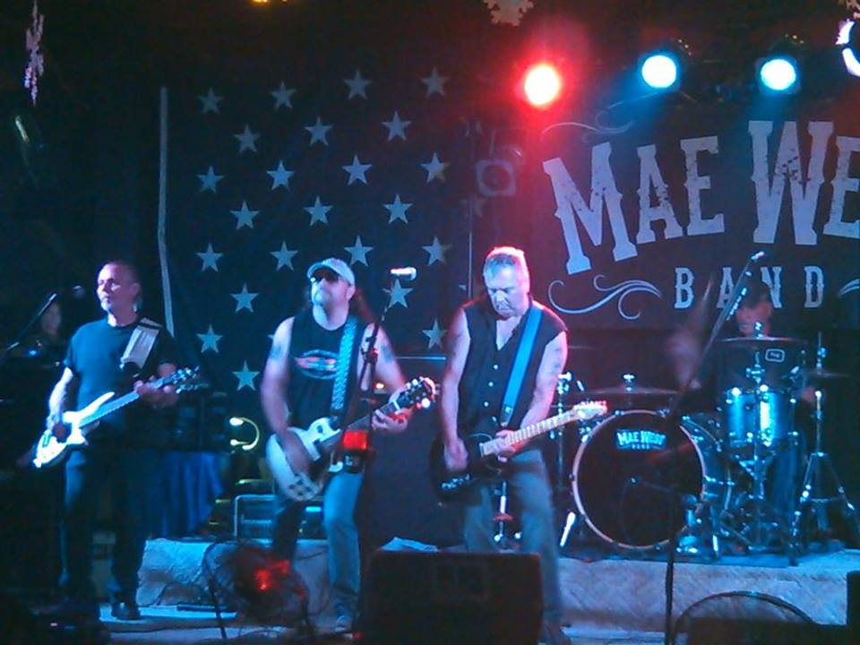 The Mae West Band Presented By Fifth And Thomas Kitchen
