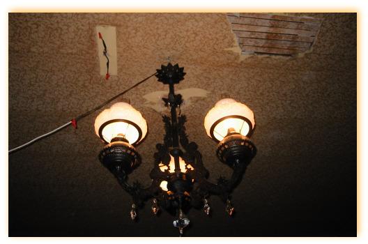 victorian ceiling light chandelier