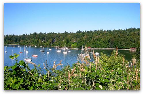 Dockton Harbor, Vashon Island, Washington