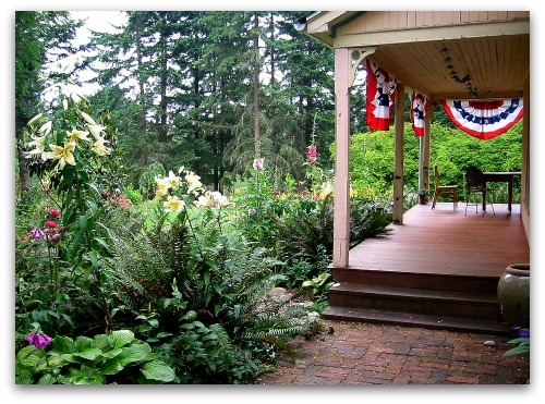 Vashon Island Garden
