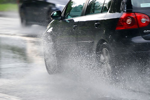 Consejos para conducir con lluvia