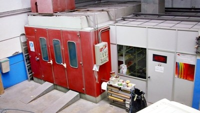 Taller mecánico Santurtzi