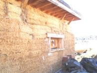 como hacer una casa, casa de paja, bioconstruccion, casa pasiva, como hacer una casa, permacultura