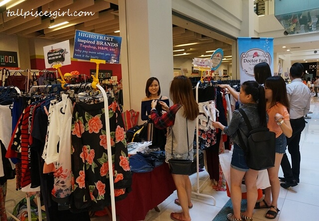 Bazaar goers will be spoiled for choice at Markets by Jaya One