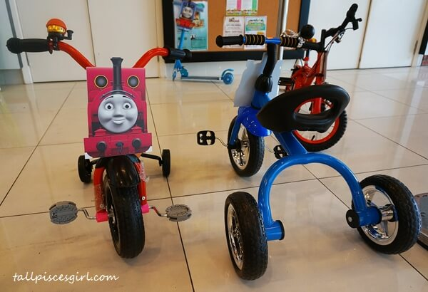 Thomas & Friends Bicycle Ride