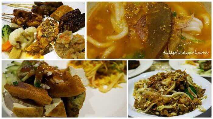 Food @ Botanica Mansion