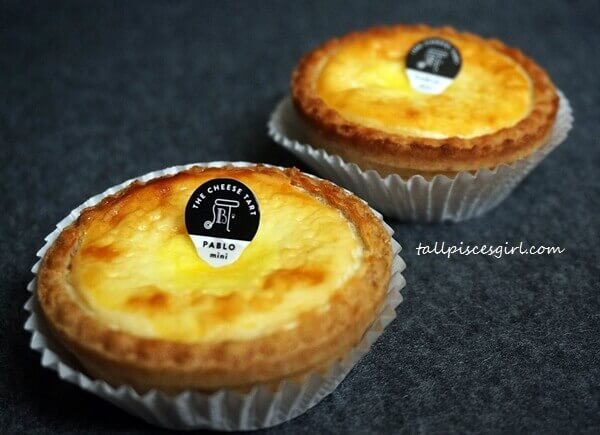Pablo Mini Cheese Tart
